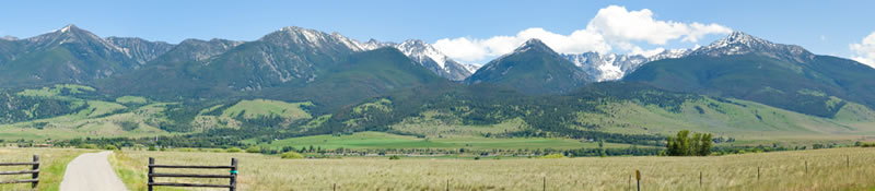 Montana Investment Advisors - Montana mountains